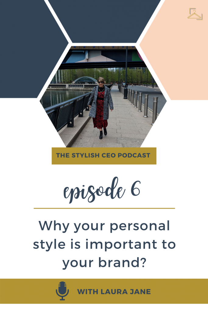 Why your personal style is important to your brand